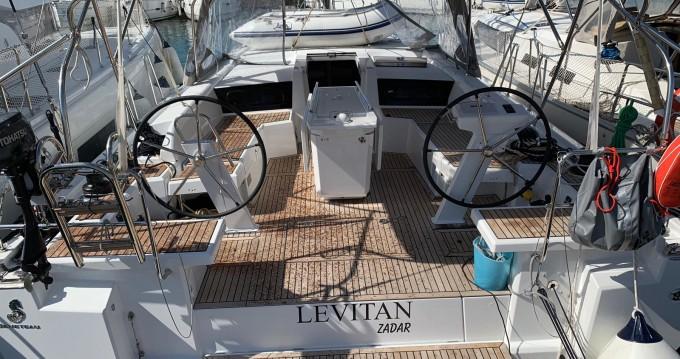 Bootverhuur Bénéteau Oceanis 46.1 in Sukošan via SamBoat