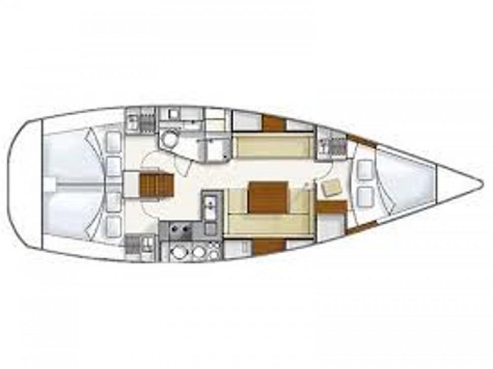 Bootverhuur Hanse Hanse 370 in Piombino via SamBoat