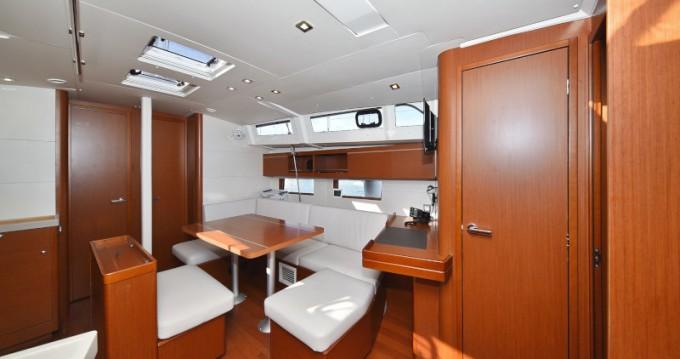 Verhuur Zeilboot in Zadar - Bénéteau Oceanis 46.1