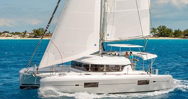 Jachthuur in Athene - Lagoon Lagoon 42 via SamBoat