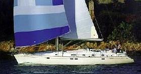 Bootverhuur Athene goedkoop Oceanis 461