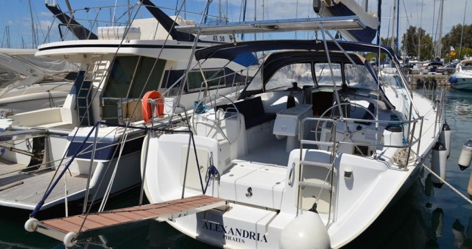 Jachthuur in Athene - Bénéteau Cyclades 50.5 via SamBoat