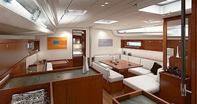Verhuur Zeilboot in Salamína - Bénéteau Oceanis 48