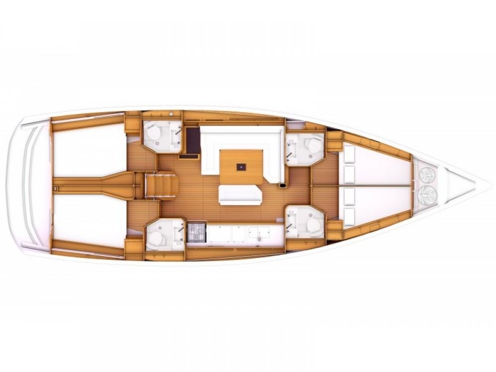 Bootverhuur Álimos goedkoop Sun Odyssey 469