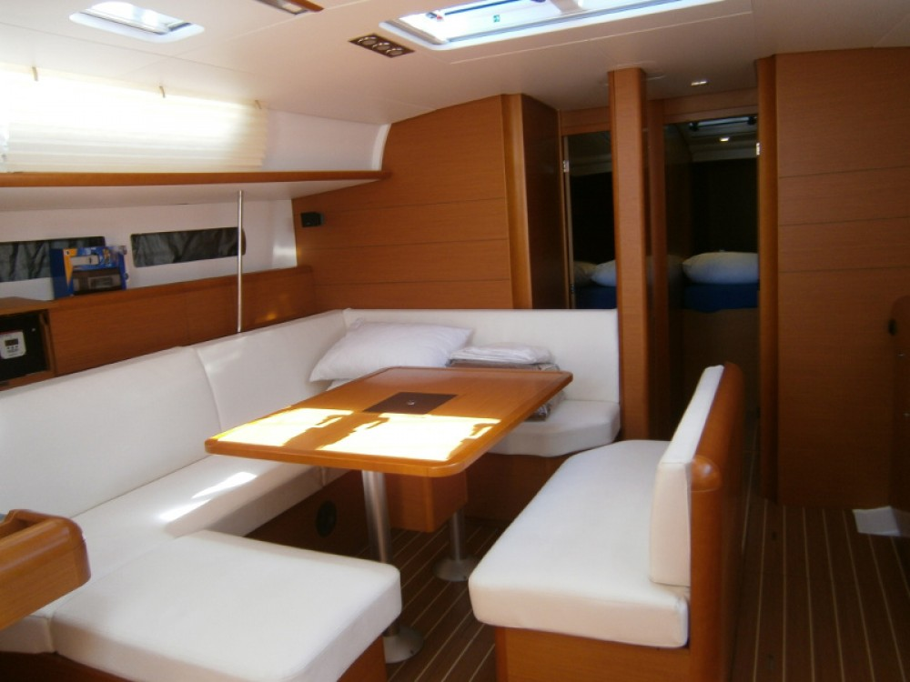 Huur een Jeanneau Sun Odyssey 469 in Álimos