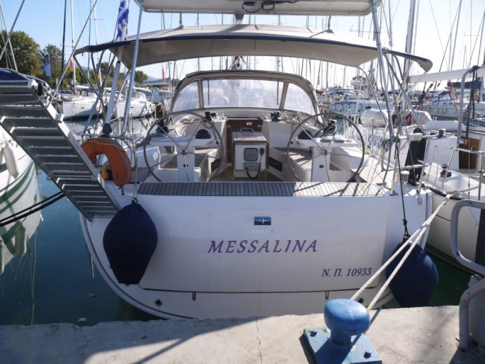 Huur Zeilboot met of zonder schipper Bavaria in Marina de Alimos