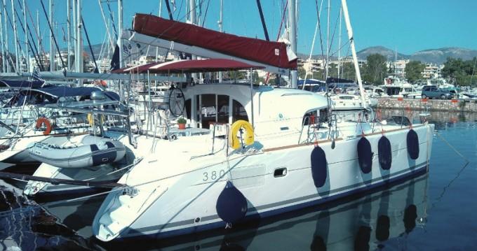 Bootverhuur Salamína goedkoop Lagoon 380