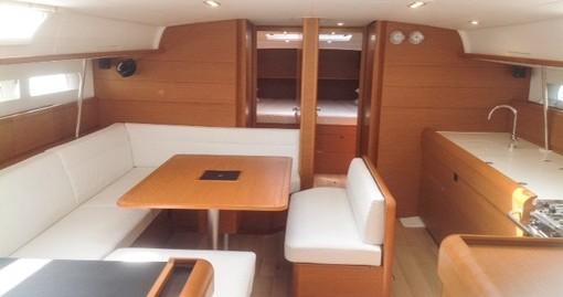 Bootverhuur Jeanneau Sun Odyssey 519 in Lávrio via SamBoat