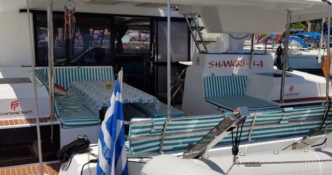 Catamaran te huur in Salamína voor de beste prijs