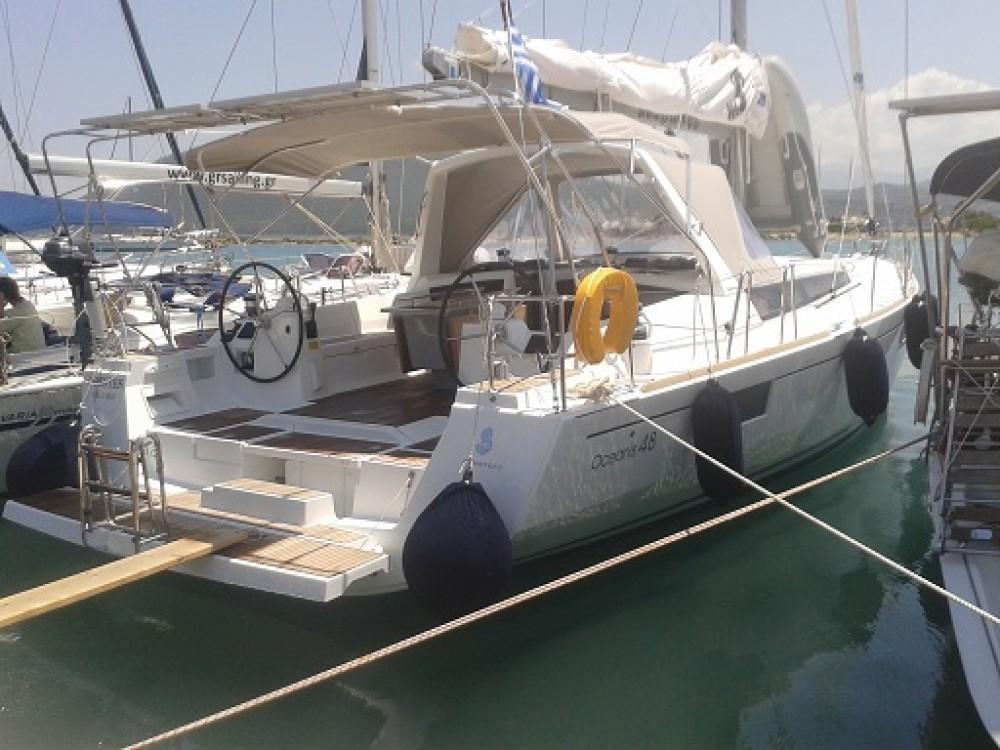 Jachthuur in  - Bénéteau Oceanis 48 via SamBoat