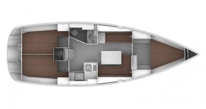 Verhuur Zeilboot in Lemmer - Bavaria Cruiser 36