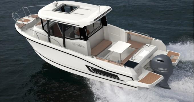 Motorboot te huur in Biograd na Moru voor de beste prijs