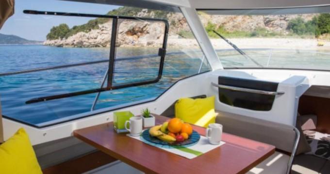 Verhuur Motorboot in Biograd na Moru - Jeanneau Merry Fisher 795