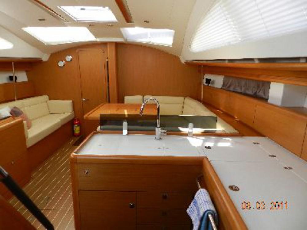 Verhuur Zeilboot in Grad Biograd na Moru - Jeanneau Sun Odyssey 45DS