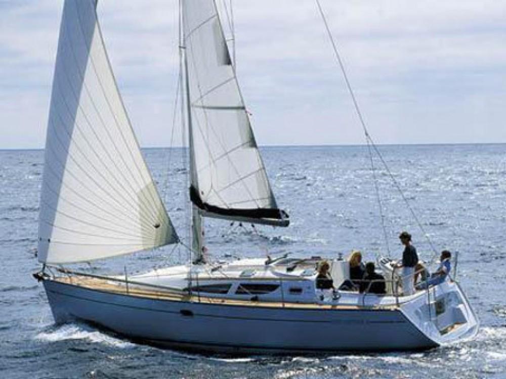 Verhuur Zeilboot in Grad Biograd na Moru - Jeanneau Sun Odyssey 35
