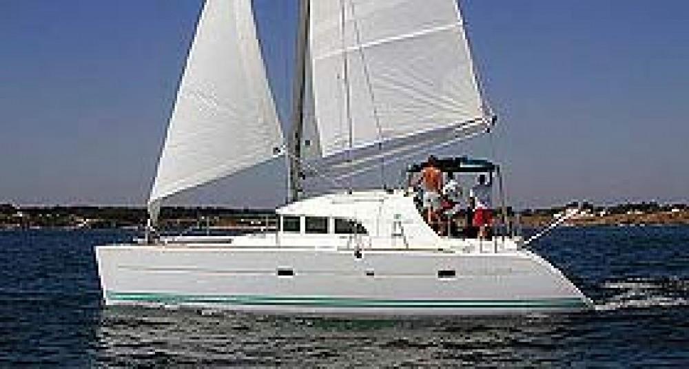 Huur Catamaran met of zonder schipper Lagoon in Le Marin