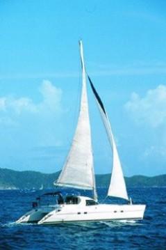 Bootverhuur Le Marin goedkoop Lagoon 42