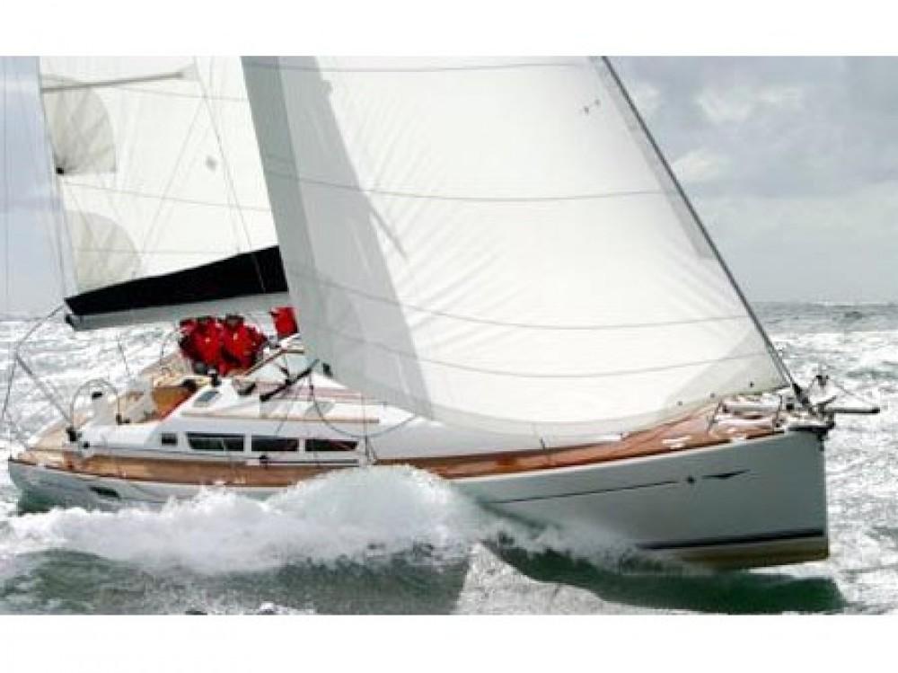 Bootverhuur Le Marin goedkoop Sun Odyssey 42i