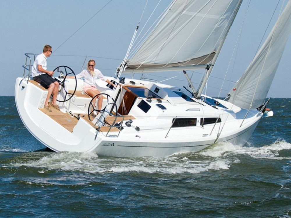 Bootverhuur Morningside marina goedkoop Hanse 315