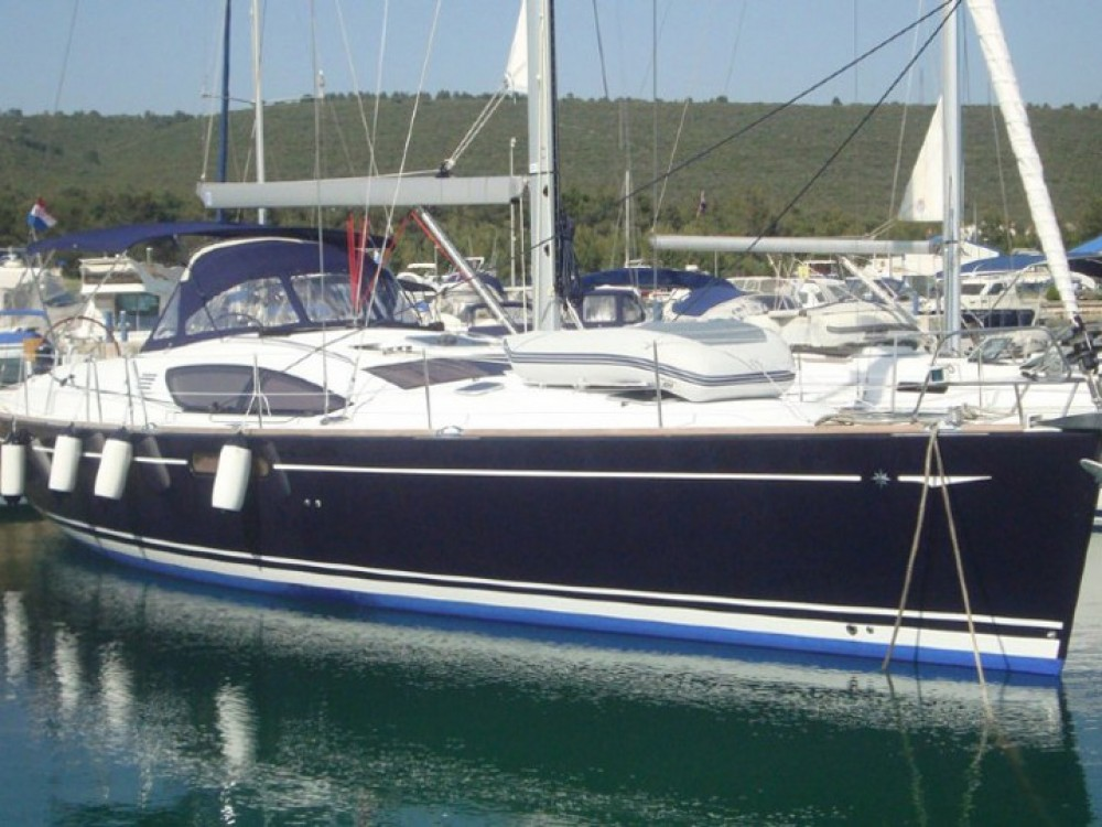 Verhuur Zeilboot in  - Jeanneau Sun Odyssey 50 DS