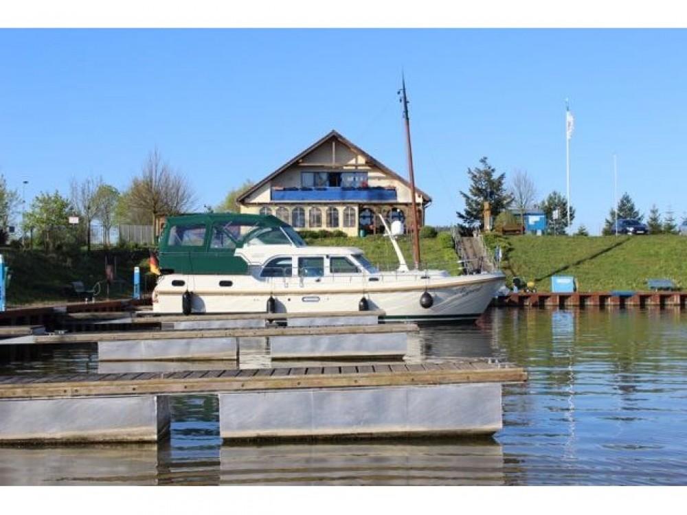 Huur Motorboot met of zonder schipper Linssen in Werder
