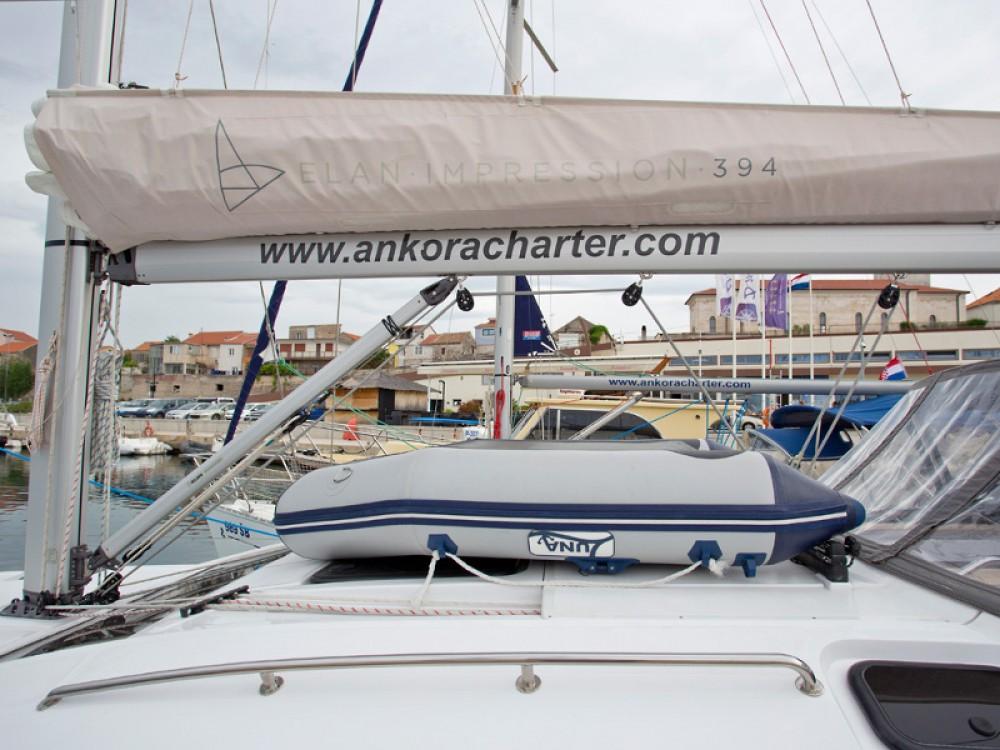 Bootverhuur Elan Elan 394 Impression in Šibenik via SamBoat