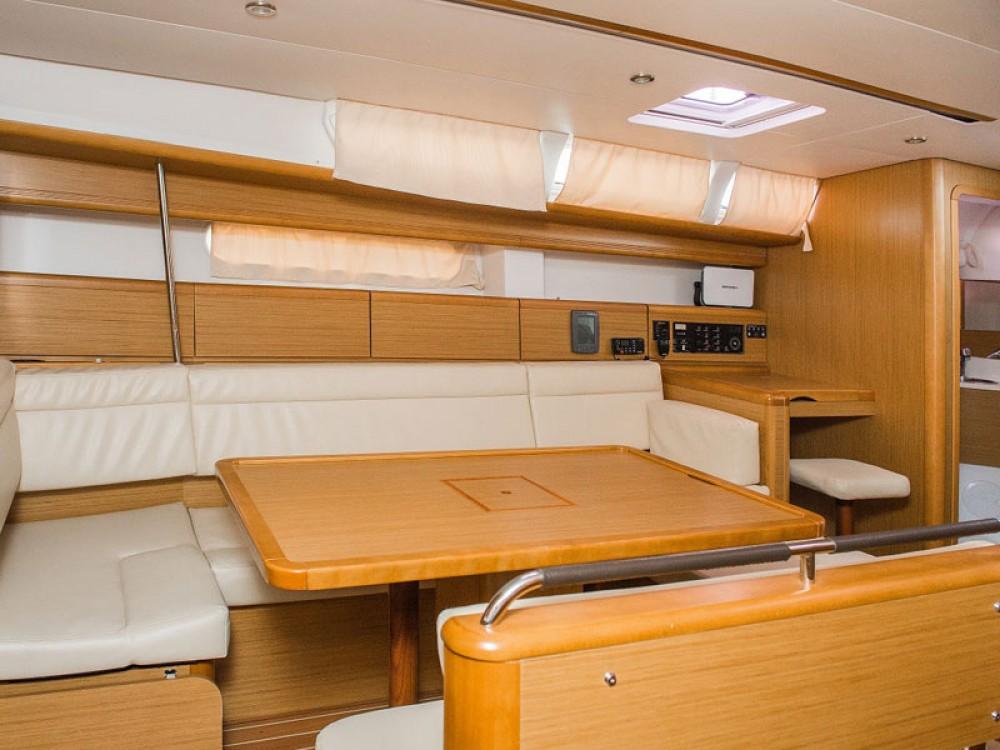 Bootverhuur Šibenik goedkoop Sun Odyssey 49i