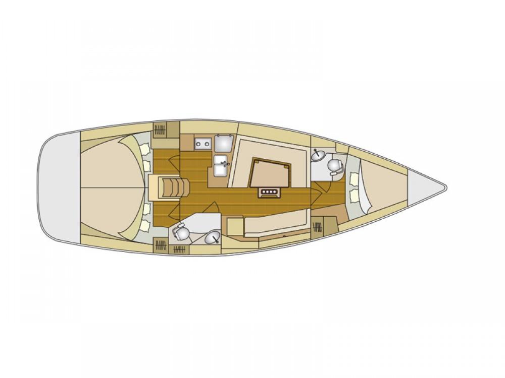 Bootverhuur Elan Elan 394 Impression in  via SamBoat