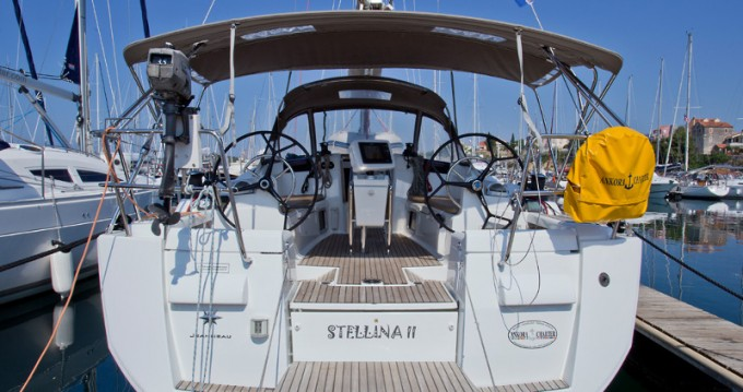 Verhuur Zeilboot in  - Jeanneau Sun Odyssey 409 Performance