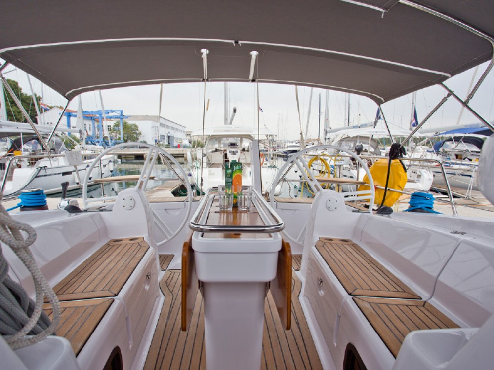 Verhuur Zeilboot in  - Elan Elan 394 Impression