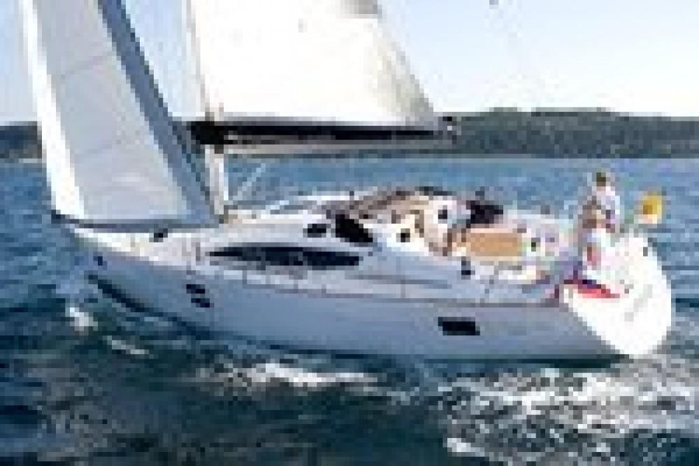 Verhuur Zeilboot in Šibenik - Elan Elan 444 Impression