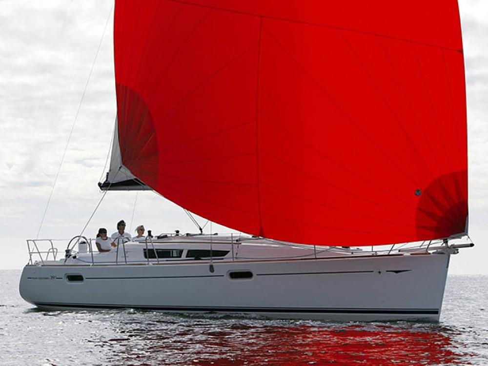 Bootverhuur Jeanneau Sun Odyssey 39i in Šibenik via SamBoat