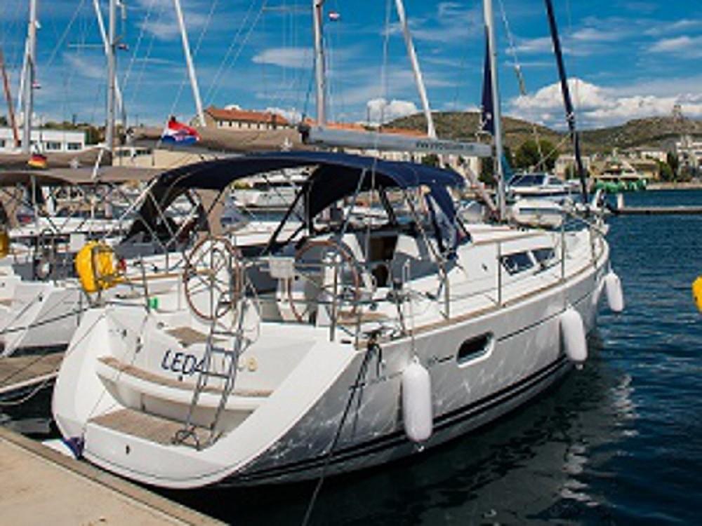 Jachthuur in Šibenik - Jeanneau Sun Odyssey 39i via SamBoat
