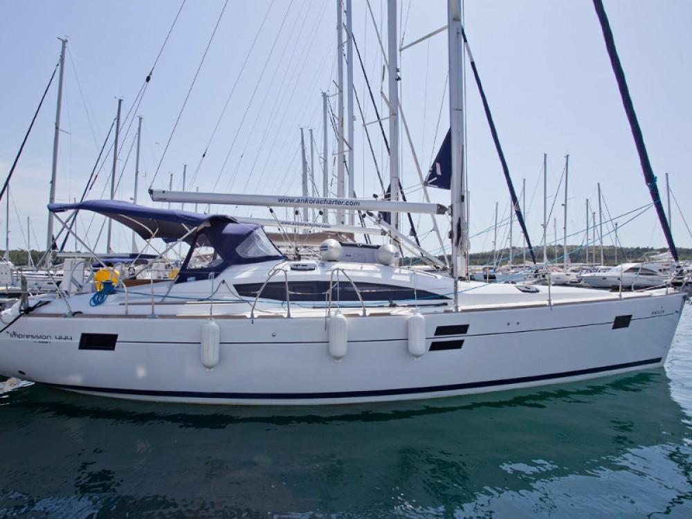 Bootverhuur Elan Elan 444 Impression in Šibenik via SamBoat