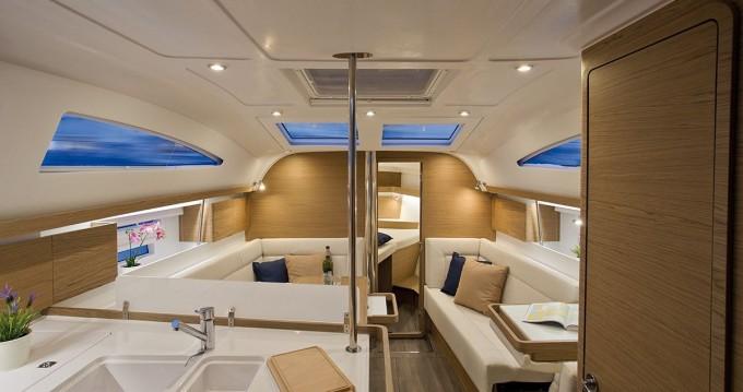 Verhuur Zeilboot in Capo d'Orlando - Elan Impression 40