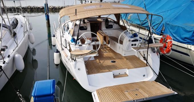 Jachthuur in Capo d'Orlando - Elan Impression 40 via SamBoat