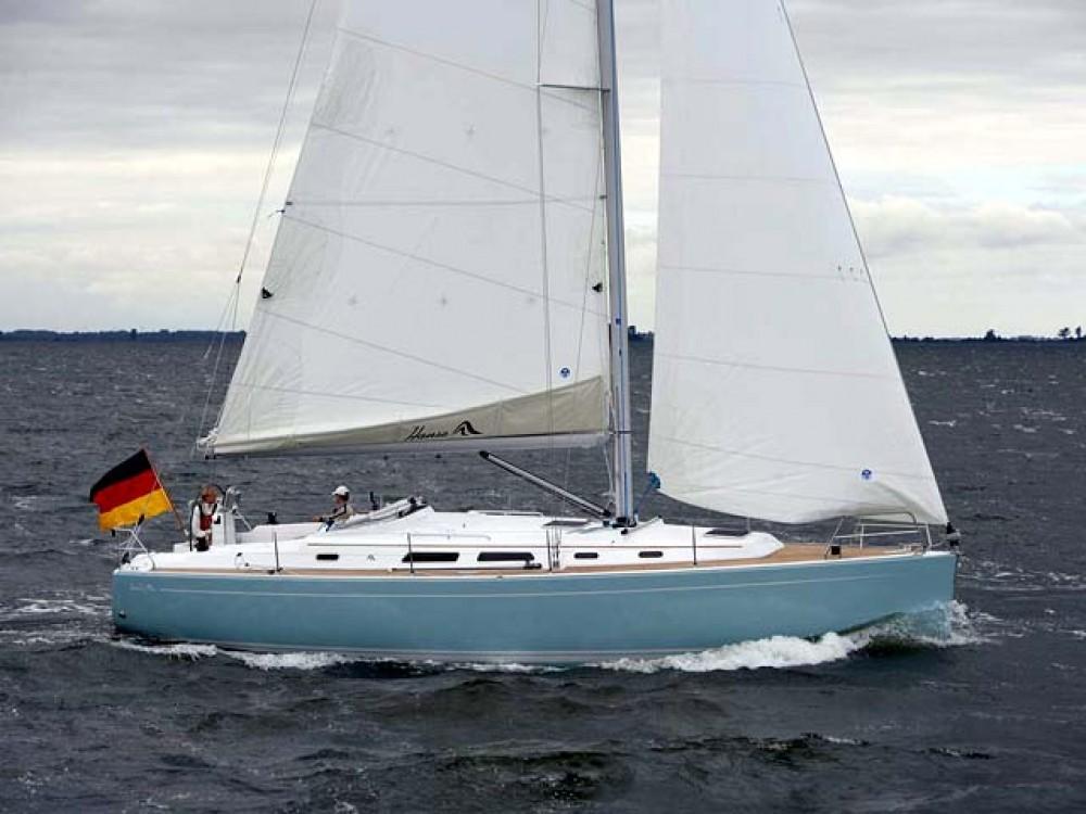 Huur een Hanse Hanse 400 in Caorle