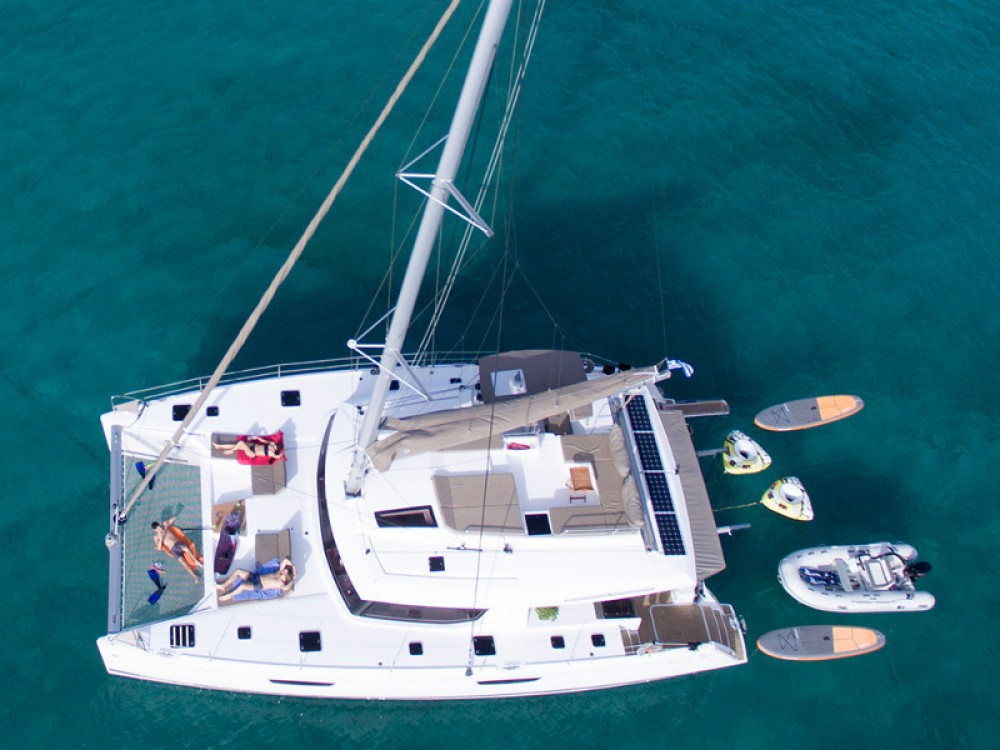 Fountaine Pajot Saba 50 te huur van particulier of professional in