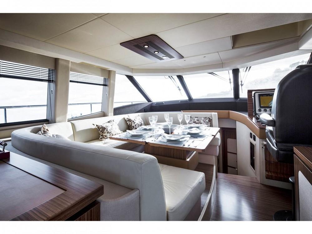 Verhuur Motorboot in Šibenik - Azimut Azimut Magellano 53