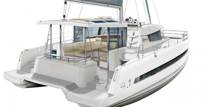 Verhuur Catamaran in Šibenik - Bali Catamarans Bali 4.1