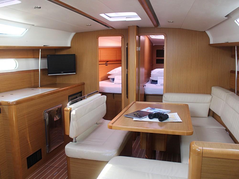 Verhuur Zeilboot in Vodice - Jeanneau Sun Odyssey 44i