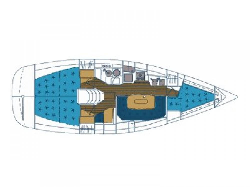Huur Zeilboot met of zonder schipper Elan in Vodice