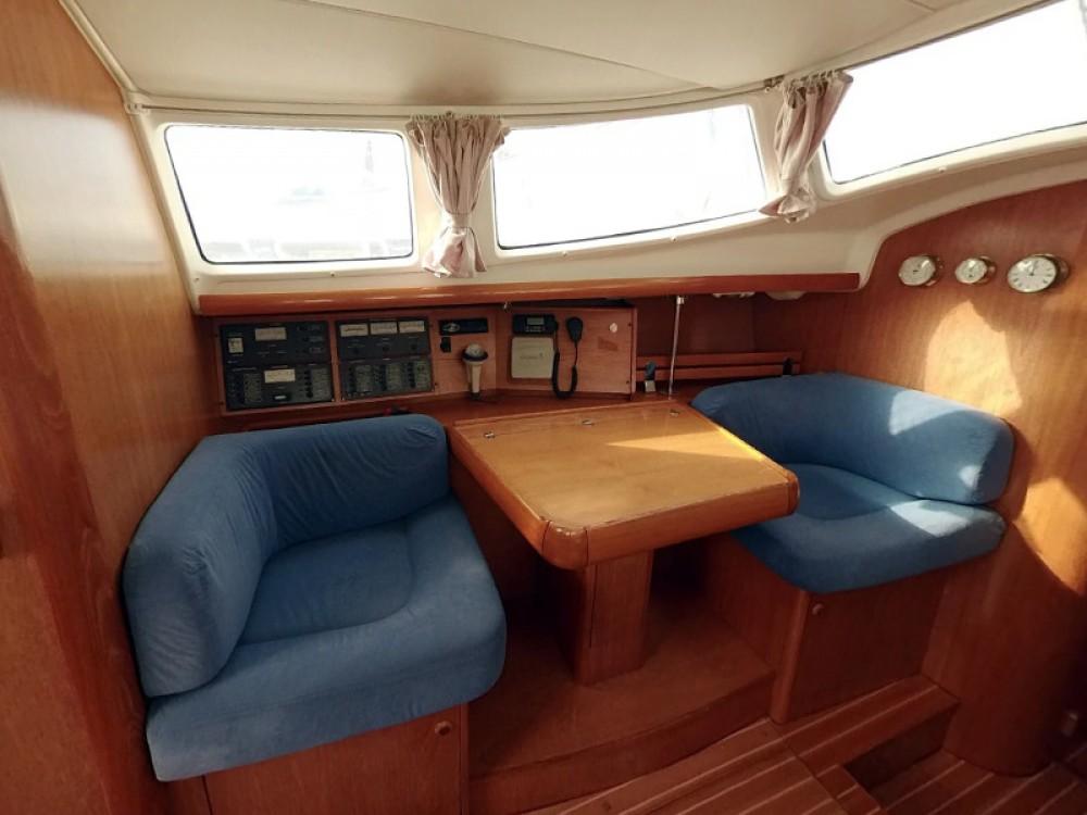 Jeanneau Sun Odyssey 43DS te huur van particulier of professional in