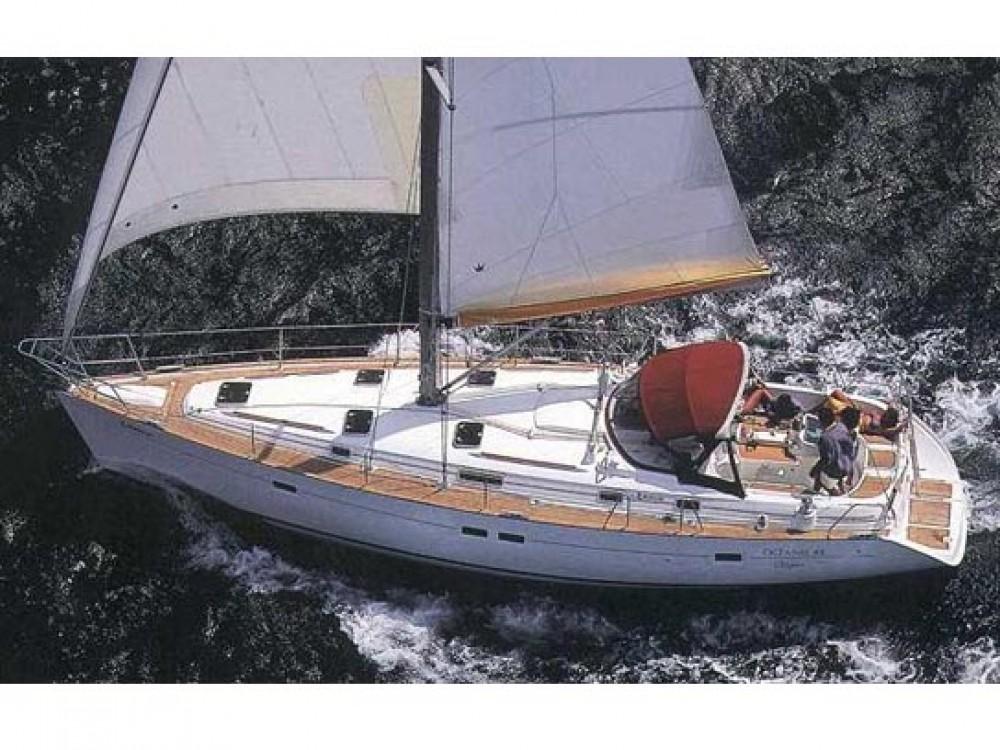 Jachthuur in  - Bénéteau Oceanis 411 via SamBoat