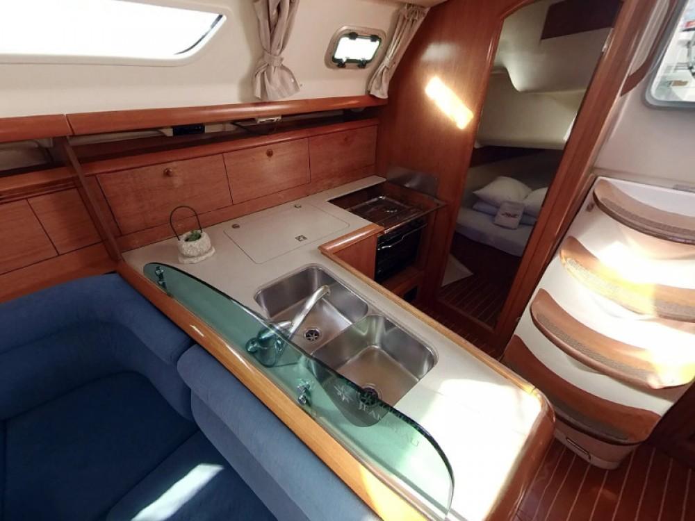 Verhuur Zeilboot in Vodice - Jeanneau Sun Odyssey 37