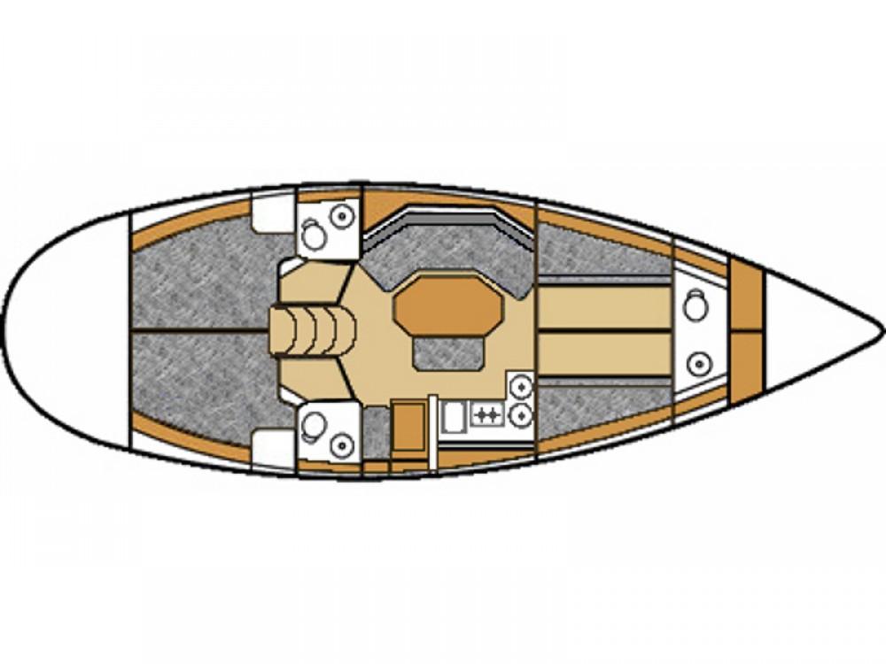 Verhuur Zeilboot in  - Elan Elan 431