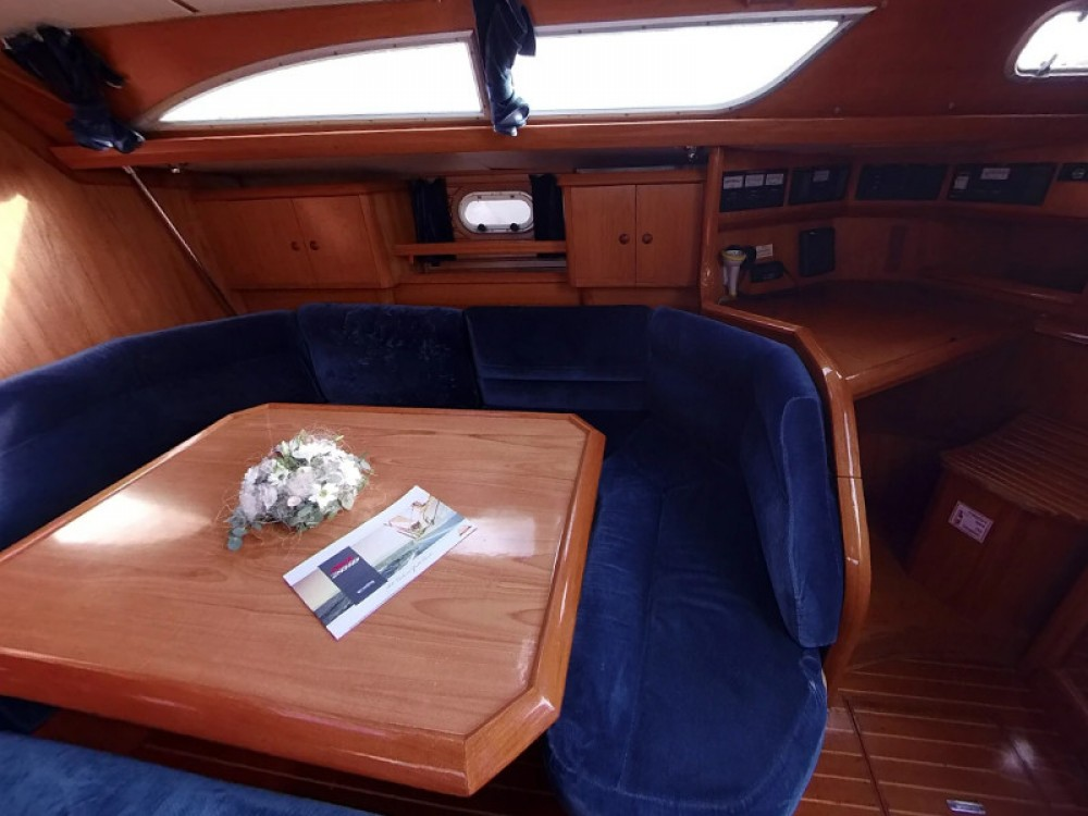 Verhuur Zeilboot in  - Jeanneau Sun Odyssey 45.2
