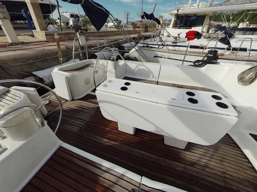 Jachthuur in  - Jeanneau Sun Odyssey 45.2 via SamBoat