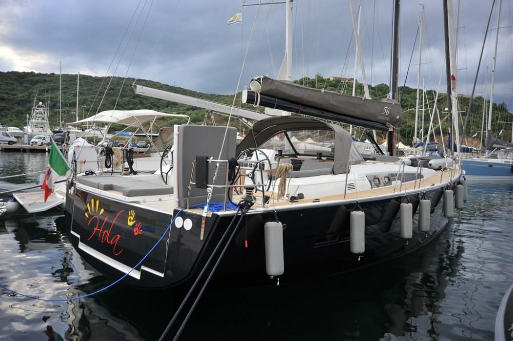 Bootverhuur Marina di Portisco goedkoop Dufour 56 Exclusive