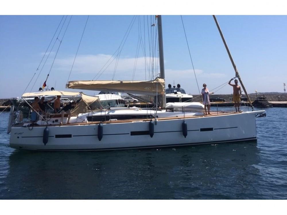 Bootverhuur Dufour Dufour 460 Grand Large in Italië via SamBoat
